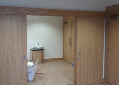 noel kelly carpentry for second fixing